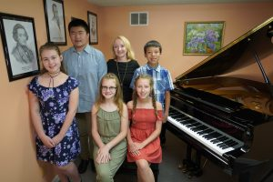 Piano Lessons in Home