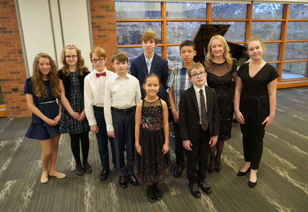 Winter Studio Recital December 08, 2019